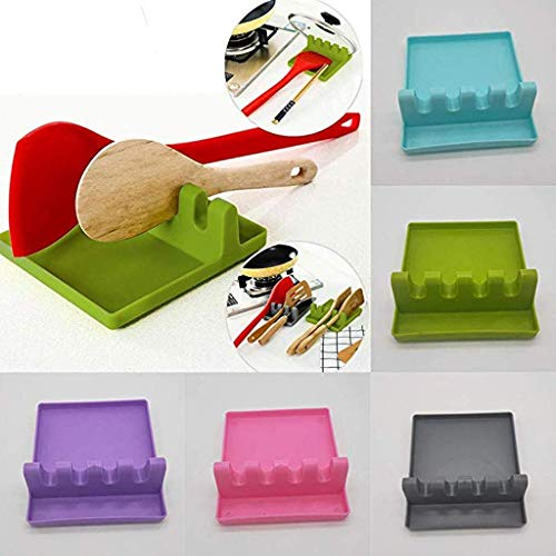 Knife Holder Kitchen Tool Stand Holder Cooking Utensil Holder Kitchen Stuff Organizer Rack Place Pot lid and Spoon