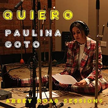 Quiero (Abbey Road Sessions)
