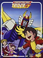 L'Indistruttibile Robot Trider G7 - The Complete Series Box #02 (Eps 26-50) (5 Dvd) [Italian Edition]