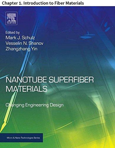 Nanotube Superfiber Materials: Chapter 1. Introduction to Fiber Materials (Micro and Nano Technologies) (English Edition)