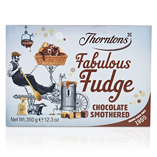Thorntons Chocolate Fudge Smothered Box (350g)