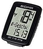 SIGMA SPORT Fahrradcomputer BC 7.16 ATS, kabelloser Fahrradtacho - 3
