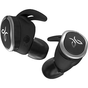 Jaybird フルワイヤレスイヤホン JBD-RUN-001BK ブラック 防水 防汗 Bluetooth RUN 国内正規品 1年間メーカー保証