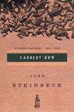 Image of Cannery Row Centennial. Brand catalog list of Penguin Books.