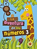 La aventura de los números 3 - 9788444176758