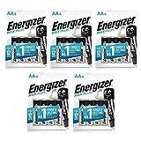 Energizer - Lote de 5 blísters de 4 pilas alcalinas MAX PLUS AA / LR6 1,5 V