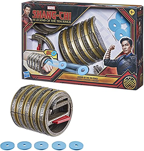 Marvel Hasbro Shang-Chi and The Legend of The Ten Rings Blaster Hero...