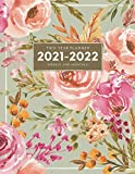 Planner 2021-2022: Two Year Planner Weekly and Monthly: 2 Year Monthly Planner Jan 2021 – Dec 2022 (24 Month) Calendar Appointment Book