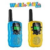 Walkie Talkies, SANJOIN Walkie Talkies for Kids, 22 Channels 2 way Radios Walkie