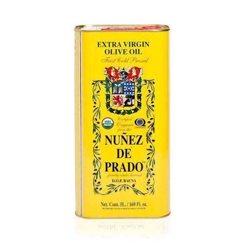 Nuñez de Prado Aceite de oliva virgen extra en rama - 5 L