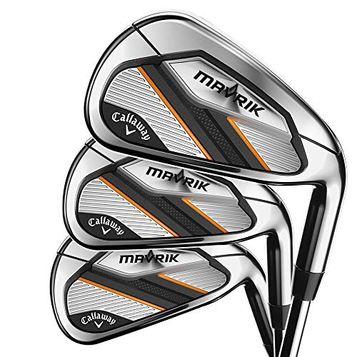 Callaway Golf 2020 Mavrik Iron Set (Right Hand, Graphite, Regular, 4 Iron - PW, AW)