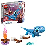 LEGO Disney Bruni The Salamander Buildable Character 43186; A Fun Independent Play Building Kit for Kids, New 2021 (96 Pieces)