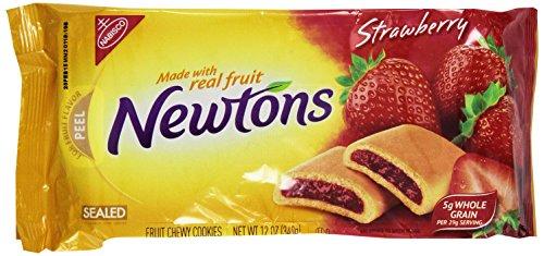 Newtons Strawberry, 12 oz