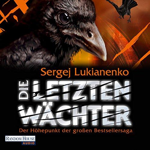 Die letzten Wächter audiobook cover art