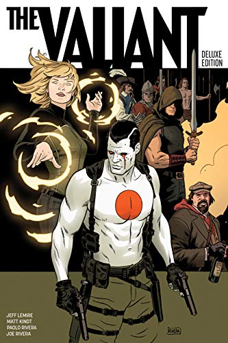 The Valiant Deluxe Edition (English Edition)