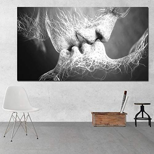 YOHAWOD Impresión de la Lona sin Marco de impresión Fotos
