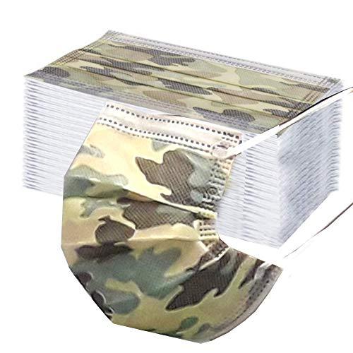 Armony Paris Kindermaske (Camouflage Hell)