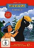 Yakari - 'DVD Staffelbox' - Die komplette dritte Staffel zur TV-Serie