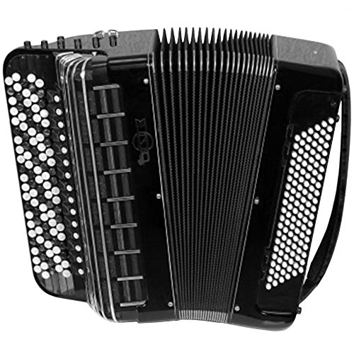 Brand New, Russian, Concert, Professional Bayan MIR, Converter Free Bass & Stradella, Chromatic Button Accordion, High-class Musical Instrument, Tula Bn 2, 5 Row, 120 Bass, Solid Treble Bass Reeds.