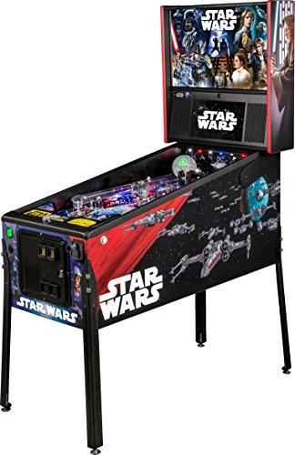 Stern Pinball Star Wars Arcade Pinball Machine, Pro Edition thumbnail image