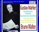 ブルーノ・ワルター指揮 マーラー:交響曲第1番「巨人」、第2番「復活」、第4番、第9番、「大地の歌」 - ブルーノ・ワルター指揮, マーラー, ブルーノ・ワルター指揮