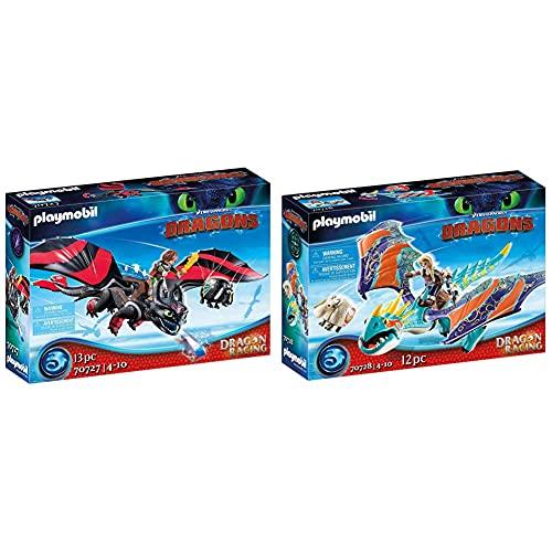 PLAYMOBIL DreamWorks Dragons 70727...