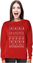 grandma christmas sweatshirt