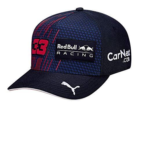 PUMA Red Bull Racing 2321601 MAX Verstappen Driver Gorra, Unisexo Talla única - Original Merchandise