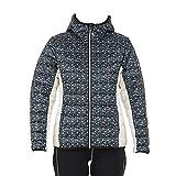Swix Women's Romsdal Down Jackets (Black Print,M)