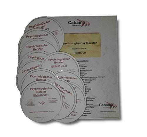 Hörbuch - Psychologischer Berater - 11 Audio-CDs - Selbststudium