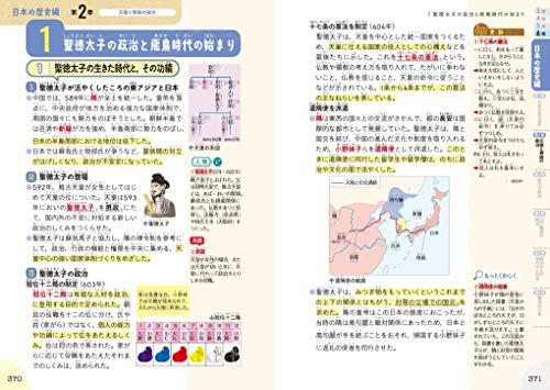 旺文社『小学総合的研究わかる社会改訂版』