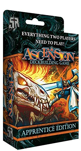 Ultra Pro UPE10061 - Ascension Apprentice Edition - Two player deckbuilding game