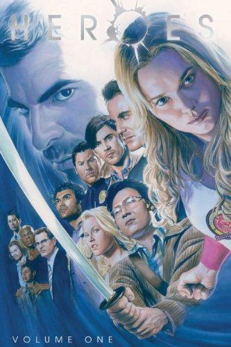 Heroes: The Complete Series (Seasons 1-4) -  HY-VEE