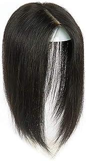 شعر مستعار بمشبك بإبرة مزدوجة من واي فوبلي - شعر مستعار طبيعي للرجال والنساء 30cm