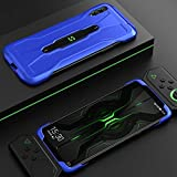 MOYOFEE JYMD AYDD para Xiaomi Black Shark 2 Pro Three Stage Splicing PC Funda con rieles deslizantes (Color : Blue)