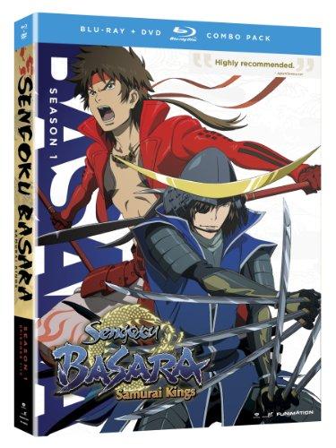Sengoku Basara: Samurai Kings - Season 1 (Blu-ray/DVD Combo) -  Christopher Bevins, Robert McCollum