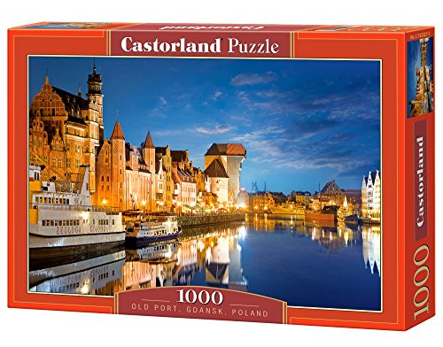 CASTORLAND Puzzle con marco (CSC102327)
