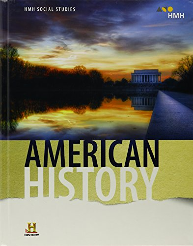 Price comparison product image American History: Student Edition 2018