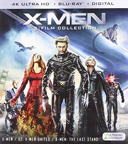 X-men Trilogy 4K UHD [Blu-ray]