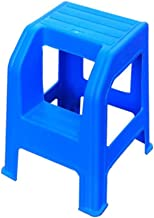 IG Taburetes de Escalones, Taburete de Lavado de Autos Dos Pasos Taburete de Plástico de Plástico Taburete de Escalera de ...