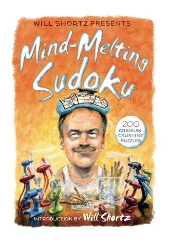 Will Shortz Presents Mind-Melting Sudoku