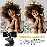 Zoom IMG-1 havit webcam per pc 1080p