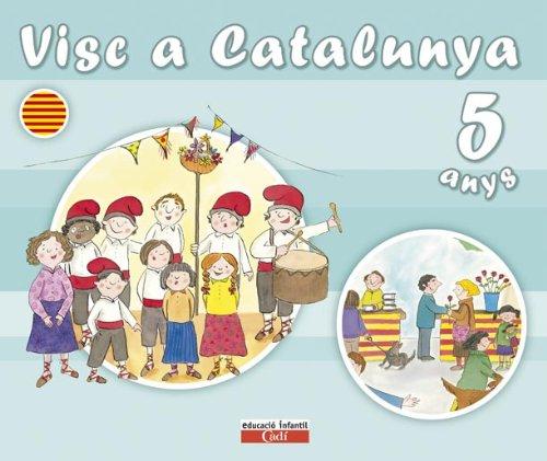 Visc a Catalunya 5 anys: Educación Infantil (Cuadernos de Comunidades Autónomas) - 9788447402120