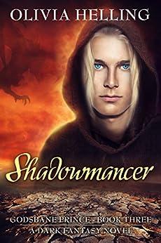 Shadowmancer: A Gay Dark Fantasy (Godsbane Prince Book 3) by [Olivia Helling]