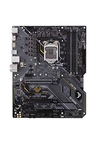 ASUS TUF Z390-PRO GAMING - carte mère GAMING (Intel Z390 LGA 1151 ATX DDR4 Aura Sync)