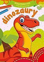 Maluszkowe malowanie Dinozaury