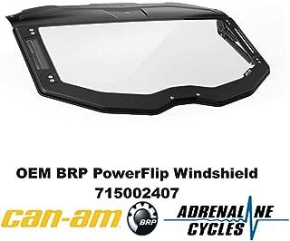 Can Am Maverick X3 PowerFlip Windshield OEM NEW #715002407