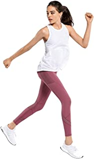 High Elasticity Yoga Clothing, Thin Sweatpants, Tight Stretch, Running, Quick-Drying Yoga Pants Quick-Drying (Color : Pink, Size : M)