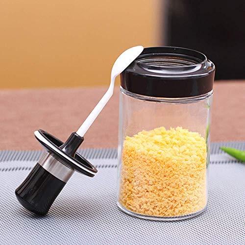 Tarro de miel, frascos de mermelada, recipiente especias, dispensador ketchup, recipiente sal,recipiente azucar, 250 ml