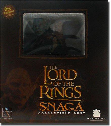 Le Seigneur des Anneaux Snaga Ringbearer 19cm Mini buste